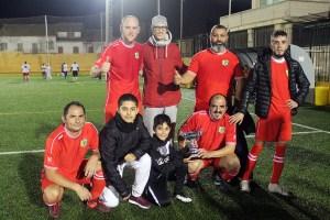 Equipo de Plena Inclusión, ganador del torneo
