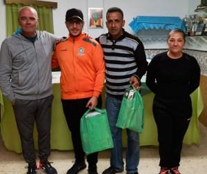 Fontalba y Mustafa, vencedores en Consolación