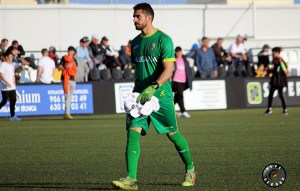 Romero se reincorpora al Algeciras para la temporada 20-21