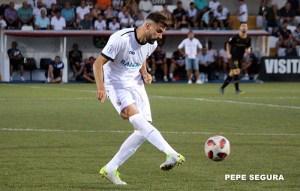 Jesús Pozo, ya exjugador de la AD Ceuta FC