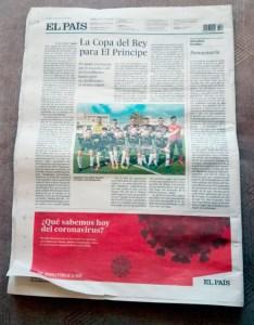 El AUGC, en la 'contra' de 'El País'