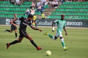 El Betis Deportivo accede al 'play off' exprés como campeón del Grupo X de Tercera