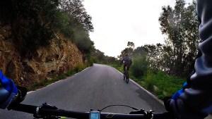 Montar en bici en grupo estará permitido a partir de este lunes