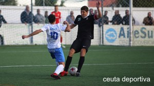 El Castillea volverá a ser rival de la AD Ceuta FC