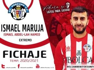 Así ha anunciado el Atlético Porcuna el fichaje de Ismael