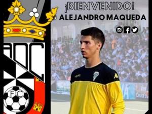 Así ha anunciado la AD Ceuta FC el fichaje de Maqueda