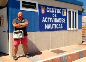Nicola Cecchi sigue al frente de la Federación de Vela de Ceuta durante cuatro años más