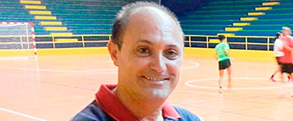 Rafael Peña, presidente del CD Hércules