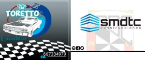 Ceutacar Toretto y SMDTC Construcciones, los dos nuevos patrocinadores de la AD Ceuta FC