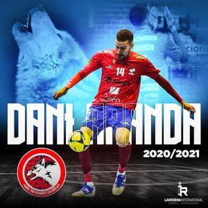 Así ha anunciado el equipo italiano Vis Gubbio el fichaje de Dani Aranda