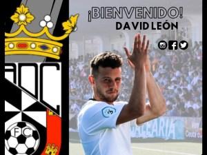 David León es el séptimo fichaje del Ceuta para la temporada 20-21