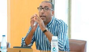 Mohamed Ali, líder de la Coalición Caballas