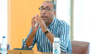 Mohamed Ali, coordinador de Caballas