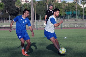 Los equipos andaluces pueden retomar sus entrenamientos una vez aprobado el protocolo de la RFAF