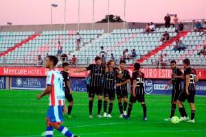 El Ceuta se midió al Algeciras la pasada pretemporada en el Nuevo Mirador, donde venció por 0-1