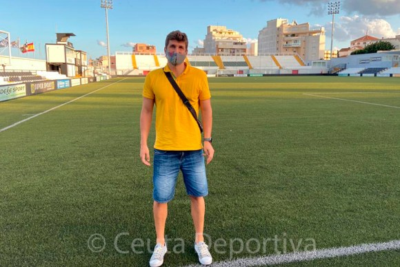 Jaime volverá a ser uno de los capitanes del Ceuta