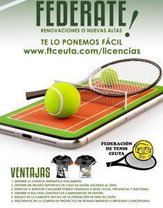 Cartel anunciador de la campaña 'Licencia Federativa' de la FTC