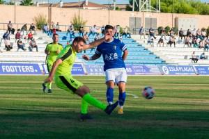 El Ceuta se midió el pasado sábado al San Fernando