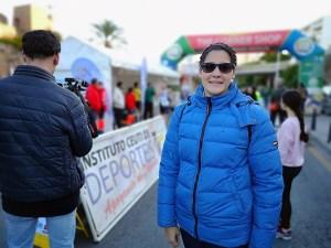 Lorena Miranda, consejera de Juventud y Deporte