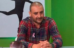 Luhay Hamido, durante su intervención en el programa 'Club Deportivo' de RTVCE
