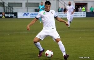 Alberto Reina, último fichaje de la AD Ceuta FC
