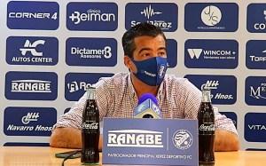 José Pérez Herrera, entrenador del Xerez DFC