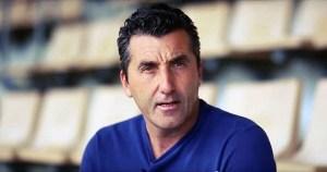 Edu Villegas, director deportivo del Xerez DFC