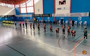 Atlético Torcal y Camoens, sobre la pista de Guadaljaire