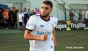 Chakir, primer sancionado en el Ceuta esta temporada