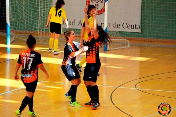 El Camoens goleó al Almaraz por 9-0 en el partido de la primera vuelta