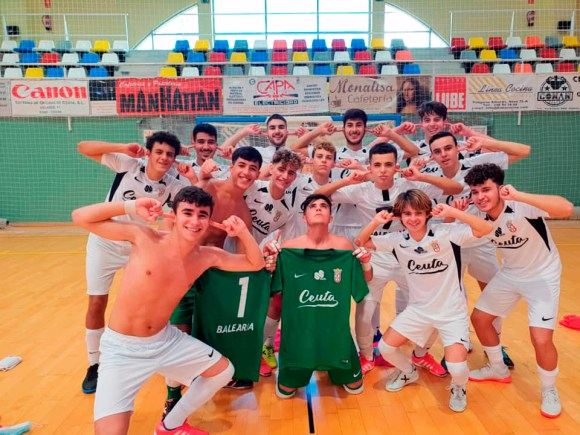 El Deportivo Ceutí ganó el primer derbi de la temporada, el Puerto quiere la revancha