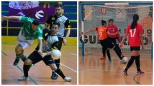 Tercera División y Liga Femenina arrancan ya este fin de semana / Fotos: FFCE