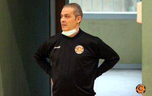 Rachid Ahmed, entrenador del Camoens