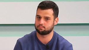 Abel Casas, este lunes en 'Club Deportivo', de RTVCE