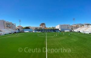 El Ceuta vuelve a su casa dispuesto a superar al Utrera y meterse en las semifinales del 'play off' de ascenso