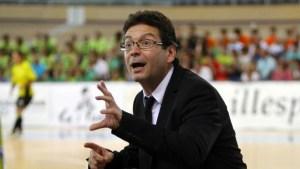 Tomás de Dios, nuevo entrenador de la UA Ceutí