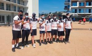El equipo juvenil de Ceuta desciende a Primera