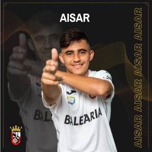 Aisar cumplirá su segunda temporada en la AD Ceuta FC