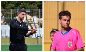 Jiménez Villalba y Pozo Fernández, nuevos árbitros de Tercera