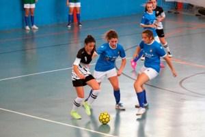 Un lance del partido disputado en Málaga / Foto: FFCE