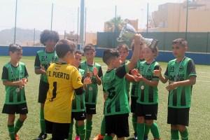 El Puerto Futsal ha sido subcampeón / Foto: FCCE