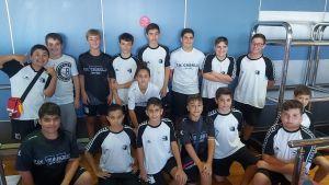 El Caballa infantil ha conseguido el bronce en la Liga Andaluza