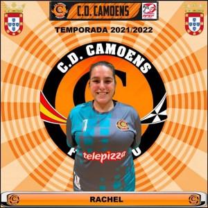Así ha anunciado el Camoens la renovación de su portera Rachel