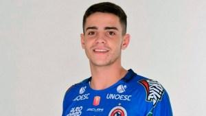 Filipinho, nuevo jugador de la UA Ceutí FS