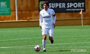 Jaime afronta su cuarta fase de ascenso con la AD Ceuta FC