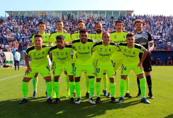 Once del Ceuta para la historia, el del ascenso en Jerez