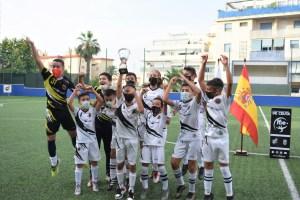 El Polillas Atlético ha sido subcampeón / Foto: FFCE