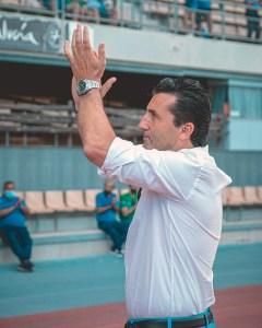 Edu Villegas suena como nuevo director deportivo del Ceuta / Foto: Xerezmanía