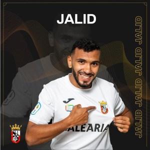 Jalid seguirá defendiendo los colores del equipo de su tierra