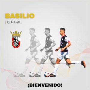 Basilio, nuevo central de la AD Ceuta FC